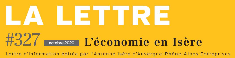 Data&Co dans la Lettre AURA Entreprises Isère